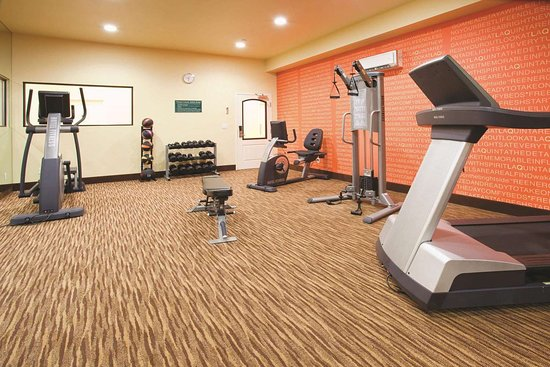 La Quinta Inn & Suites by Wyndham at Zion Park/Springdale: Health club