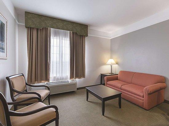 La Quinta Inn & Suites by Wyndham Deer Park: Guest room