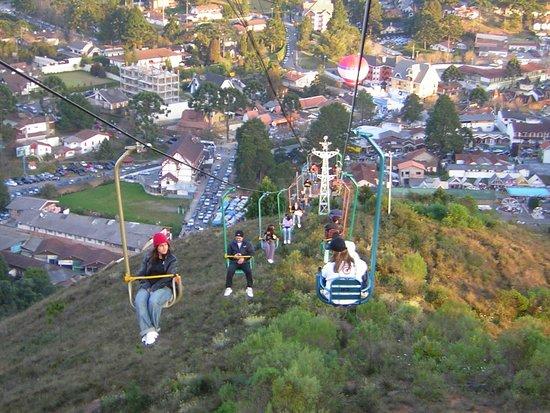 Parque Capivari - Teleférico