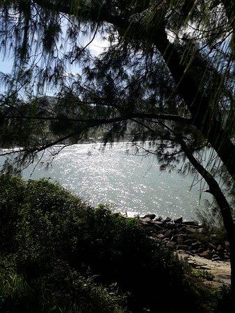 Armacao Beach: Praia da Armação