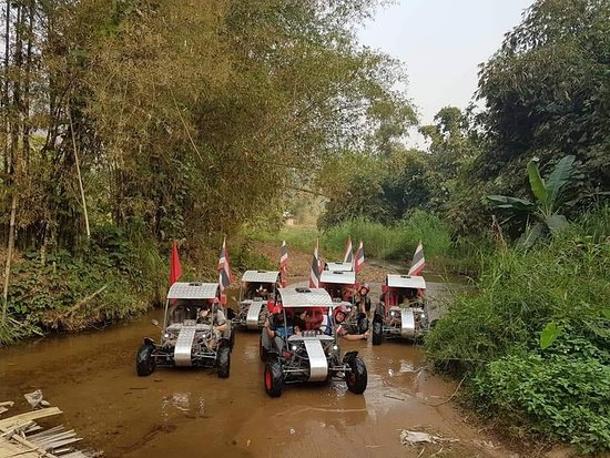 Chiang Rai UTV adventure tours