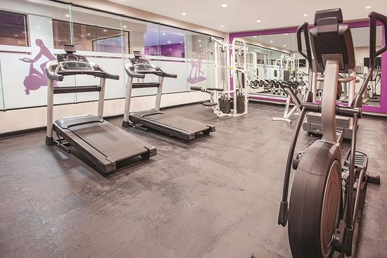 La Quinta by Wyndham Monterrey Centro: Health club