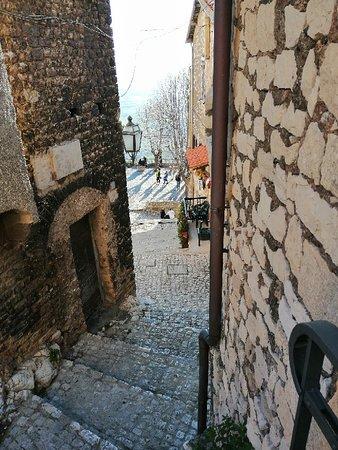 Sermoneta, Italia: Belvedere