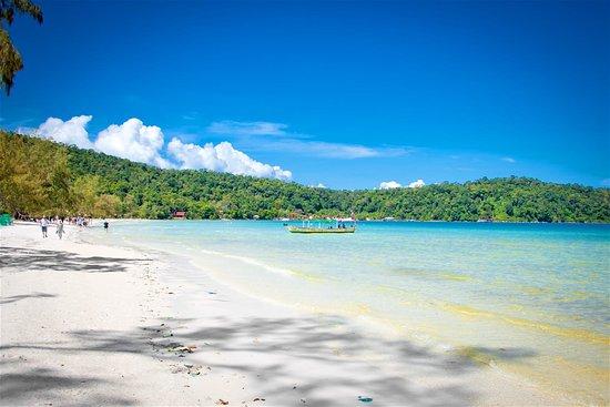 Dive spots: Koh Rong Samloem M'pay Bay village