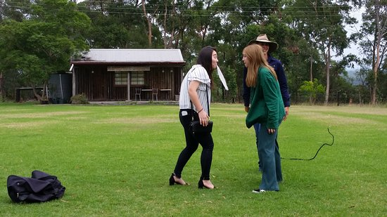The Hills Shire, Australia: Tricking the brave overseas students