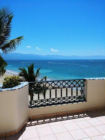 Crown Paradise Golden Resort Puerto Vallarta: View from room 1502