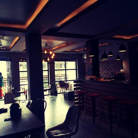 Beautiful cafe in naharlagun
