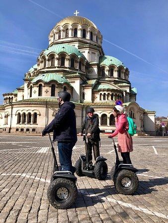 Bulgaria Segway Tour