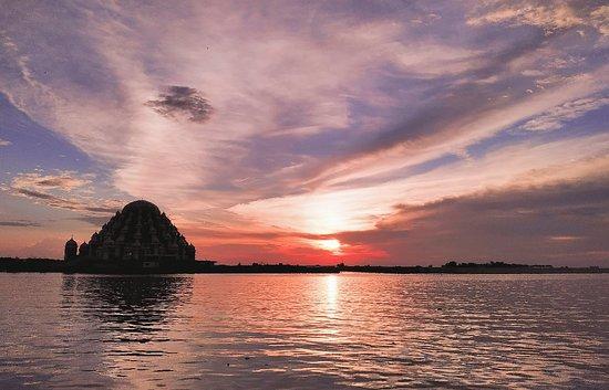The best sunset I've ever seen