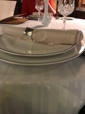 Olağanüstü romantik ve güzel bir restaurant