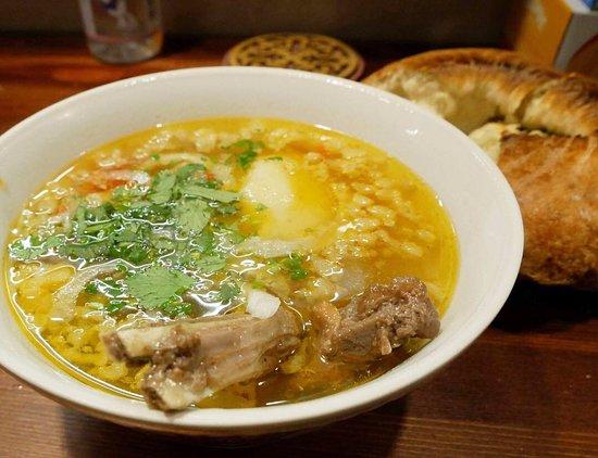 ショルバというスープ