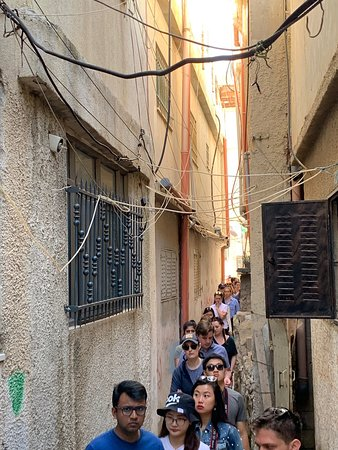 Ramallah and Bethlehem Tour with students from Yale University, Public Policy.