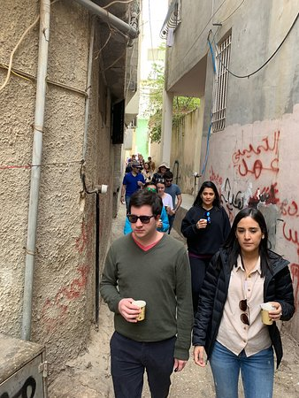 Ramallah and Bethlehem Tour with students from Chicago University, School of Law.