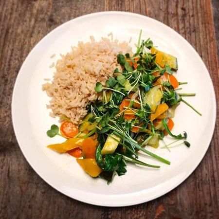 Mittags- & Tagesmenü im Bio-Restaurant Humboldt