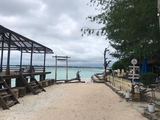 Superbe hôtel à proximité de la plage