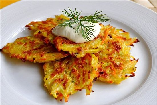 Russian Hash Brown