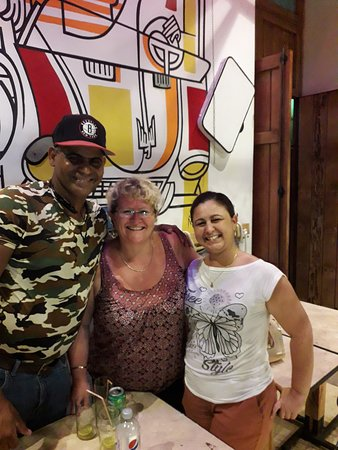 Reicel & Yuliet best host in Havana
