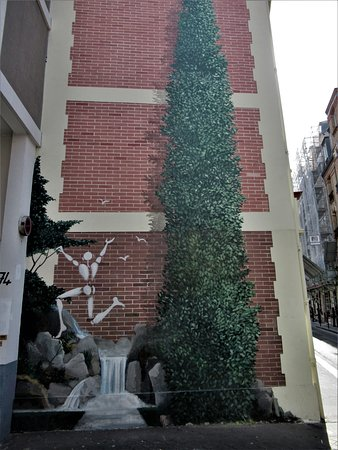 """Fresque """"L'arbre"""""""