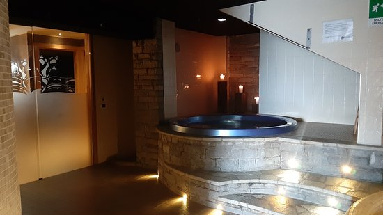 Maison Cly Hotel & Restaurant: spa