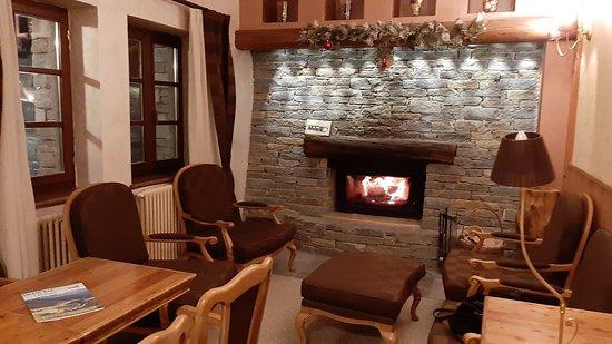Maison Cly Hotel & Restaurant: sala