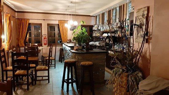 Maison Cly Hotel & Restaurant: bar