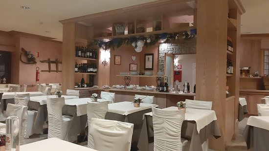 Maison Cly Hotel & Restaurant: sala ristorante