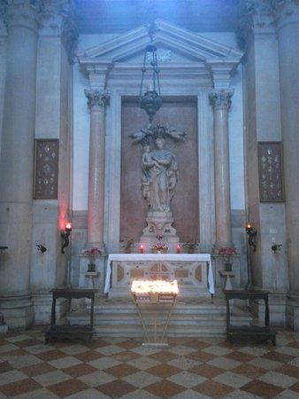 San Giorgio Maggiore: One of the side chapels