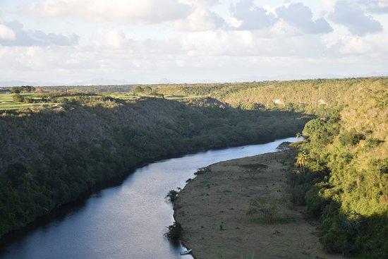 La Romana, Dominik Cumhuriyeti: Rio Chavon