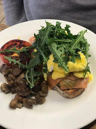 Amazing breakfast! Great service:)