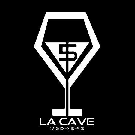logo LA CAVE 5 Cagnes-Sur-Mer