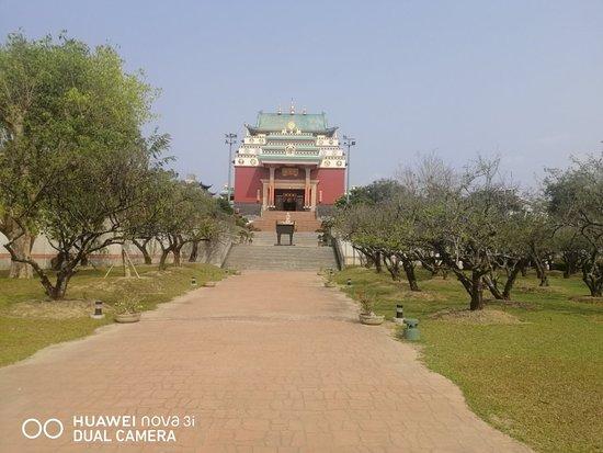 Zuozhen, Tainan: 噶瑪噶居寺