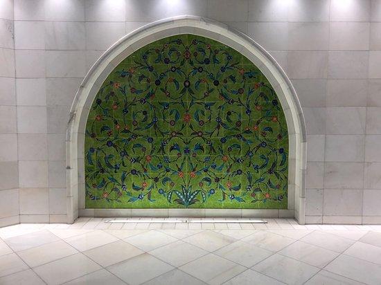 décor d'un couloir