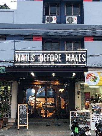 Nails Before Males Krabi