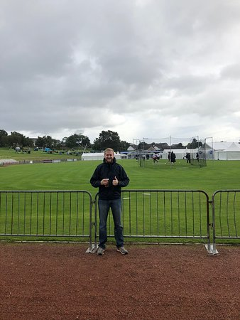Cowal Highland Gathering in Dunoon! Great experience highly recommend (August 2018)