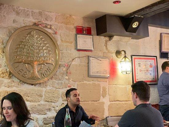 Loubnane restaurant libanais bon et accueillant