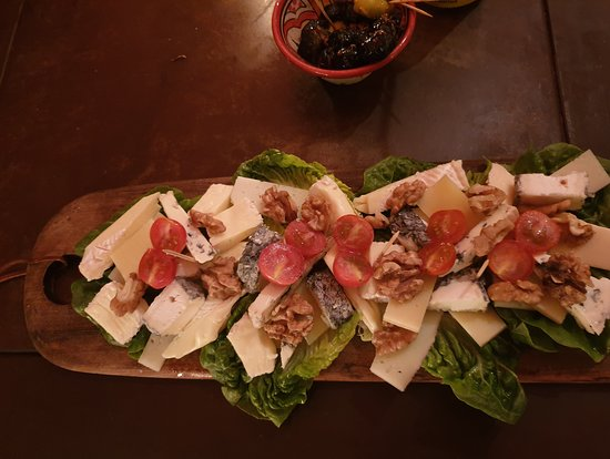 Restaurant Riad Monceau照片