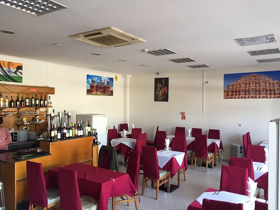 Indian Curry House Alvor: Looking better than before 🙂