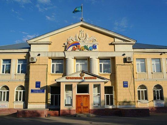 Restauranter i Aktobe