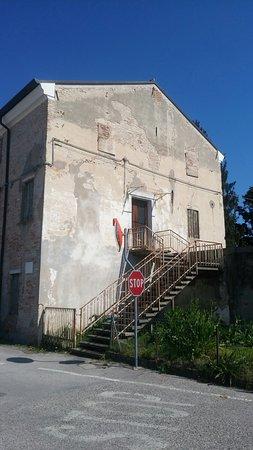 Codevigo, Italy: Esterno della struttura