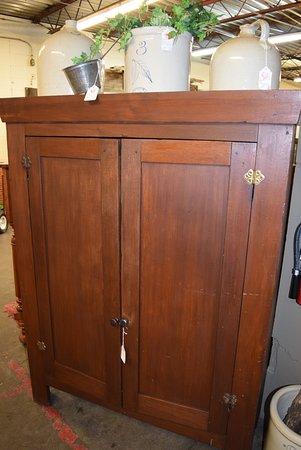 Primitive Antique Cupboard