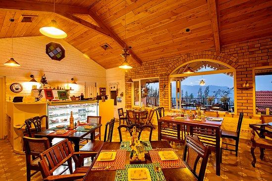 Café Diem interiors