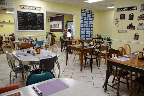 Ginger's Cafe張圖片