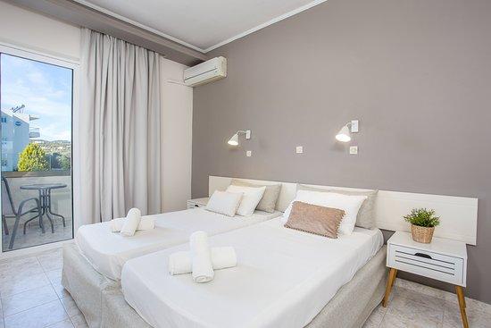Evita Studios: standard double room