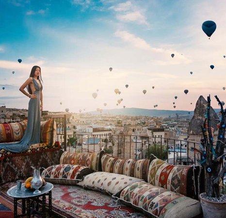 Каппадокия - Cappadocia