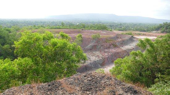 Madayipara: China Clay Mining site discontinued now