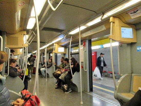 Metropolitana Milanese: La linea M3 Gialla