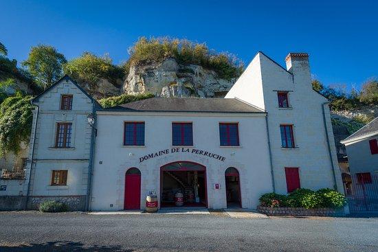 Montsoreau, Frankreich: Le Domaine de la Perruche vous reçoit du lundi au dimanche (en fonction des saisons) afin de venir découvrir ses cuvées.