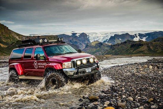 Hvolsvollur, Islandia: Thórsmörk Super Jeep Tour