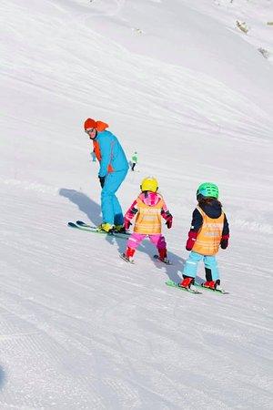 Oxygene Ski & Snowboard School : On apprend vite quand on s'amuse.