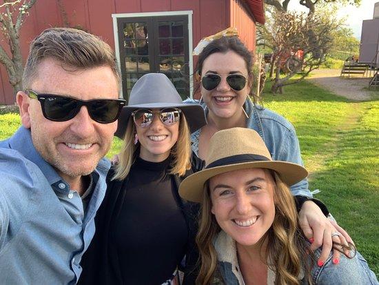 Small-Group Santa Barbara Wine Tour to Private Locations: So fun!